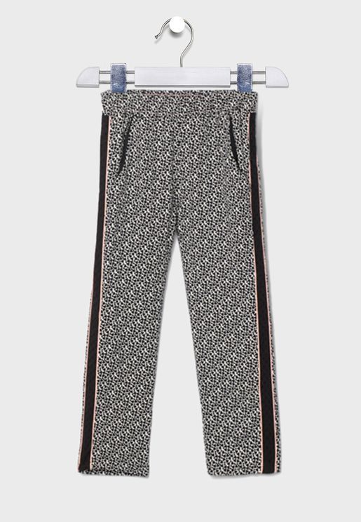 Youth Zipper Pocket Sweatpants