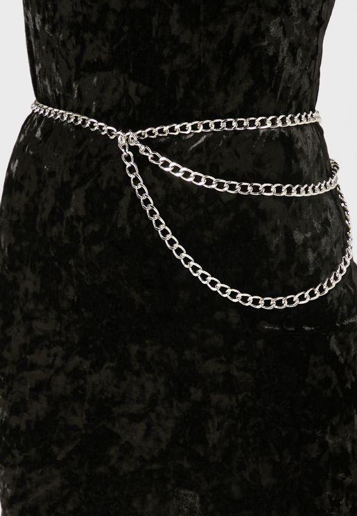 Babe Chain Belt