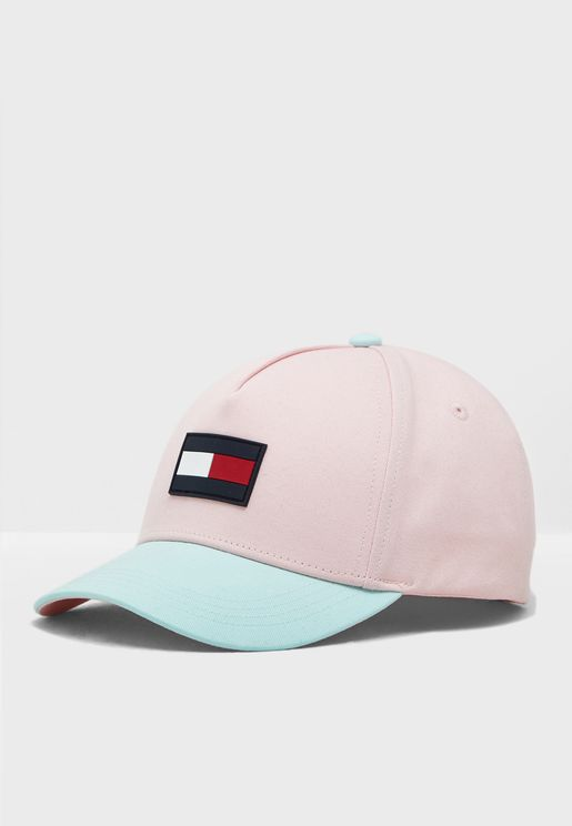 Kids Colourblock Cap