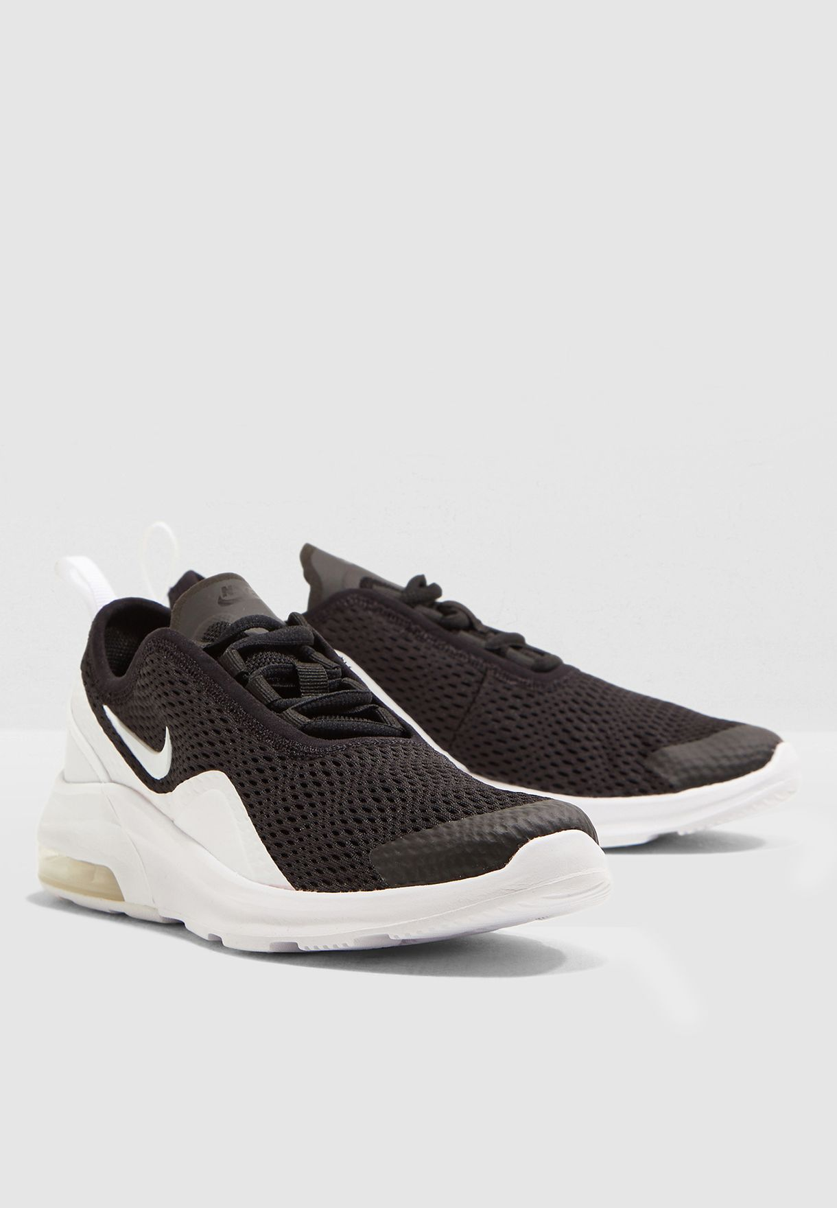 d052966082 Shop Nike black Youth Air Max Motion 2 AQ2741-001 for Kids in Kuwait ...