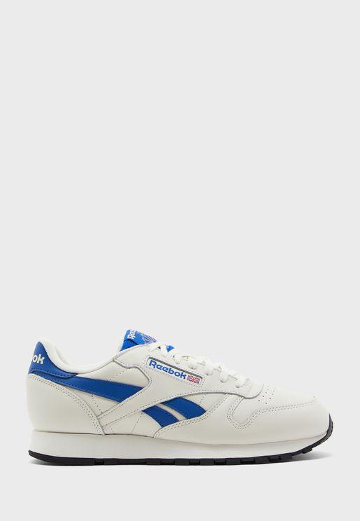 حذاء جلد كلاسيكي أم يو