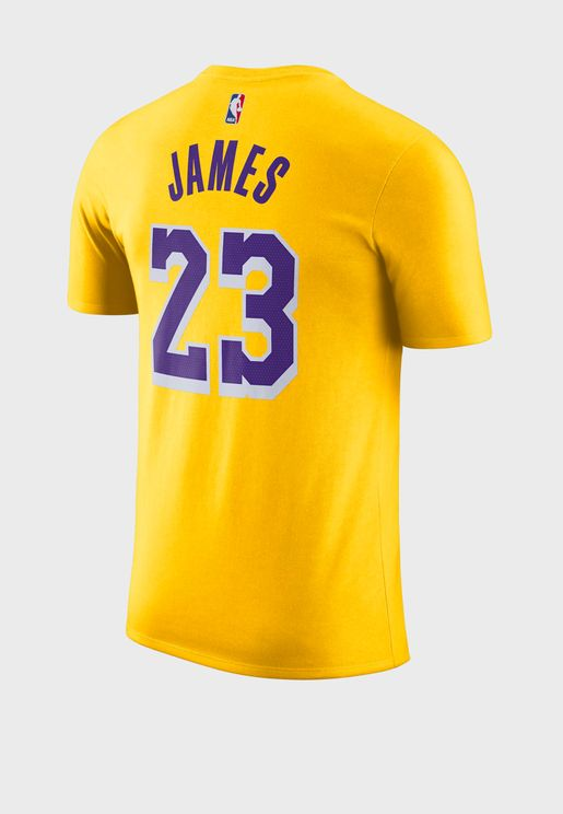 Lebron James Los Angeles Lakers T-Shirt
