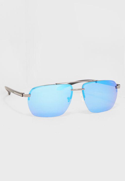 نظارة شمسية أفياتور مربعة