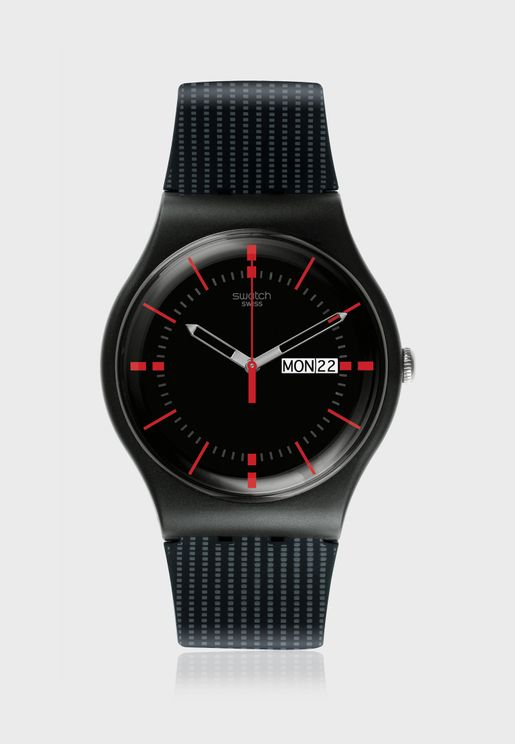 Gaet Analog Watch
