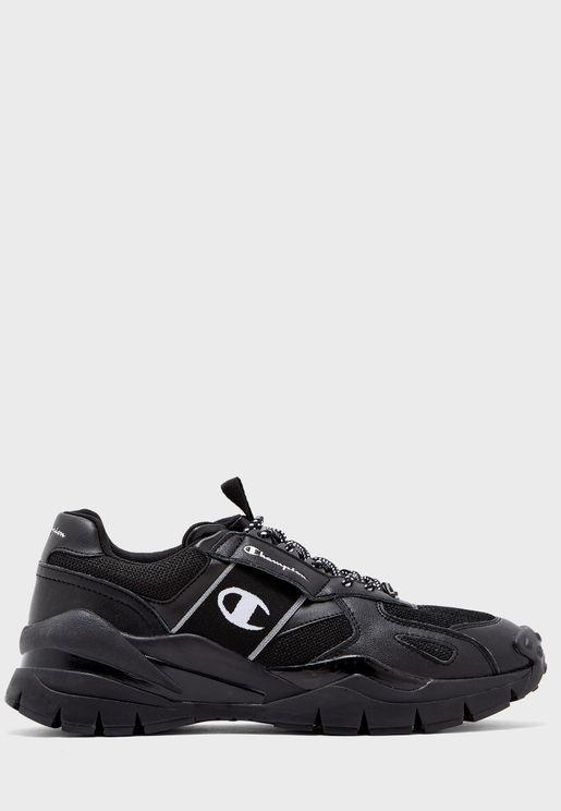 حذاء بكاحل منخفض