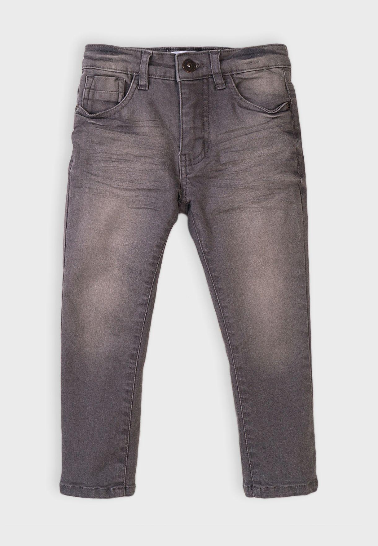 Teen Basic Regular Jeans