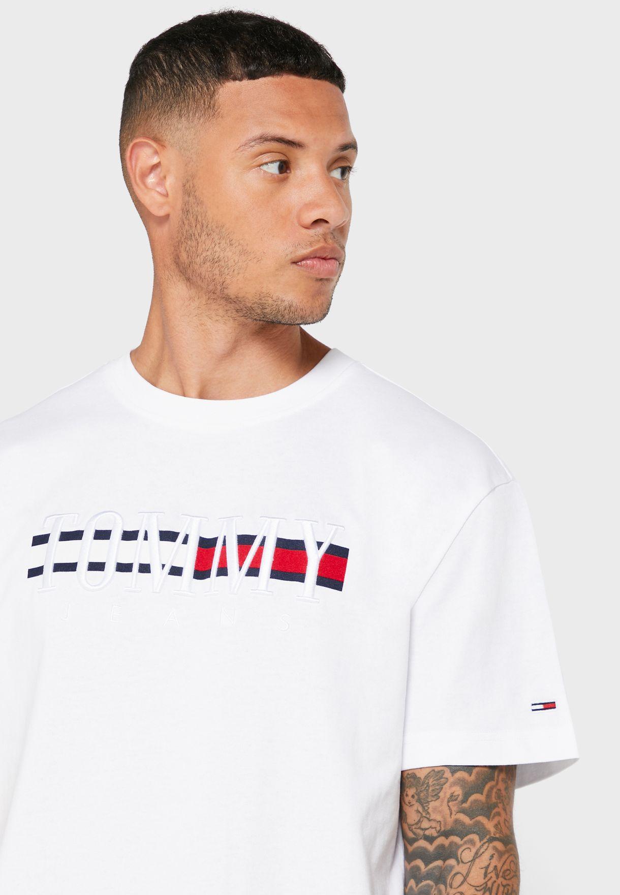 Timeless Logo Crew Neck T-Shirt