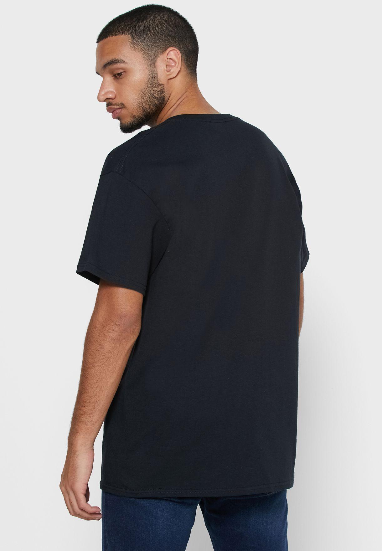 Collective Crew Neck T-Shirt