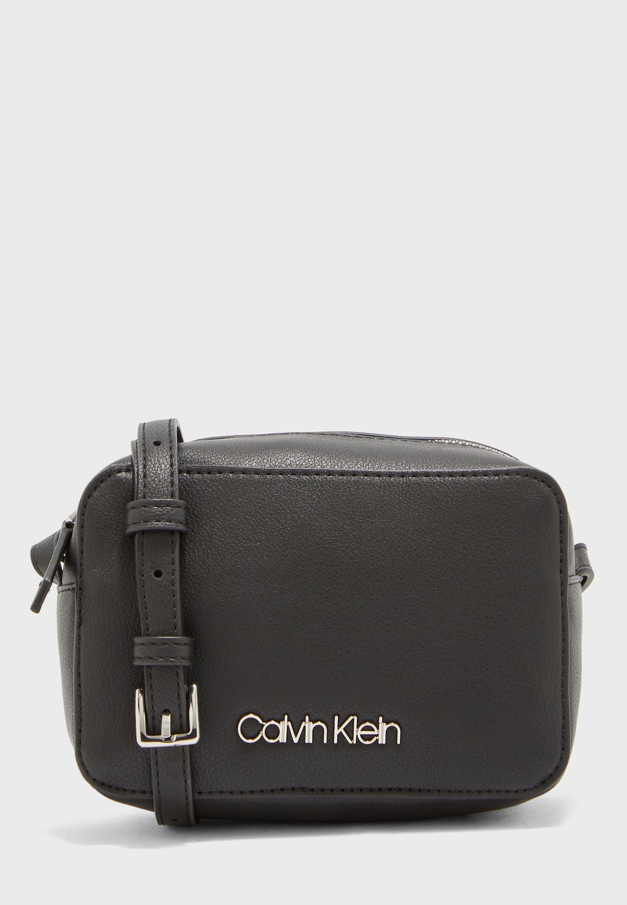 Logo Camera Crossbody