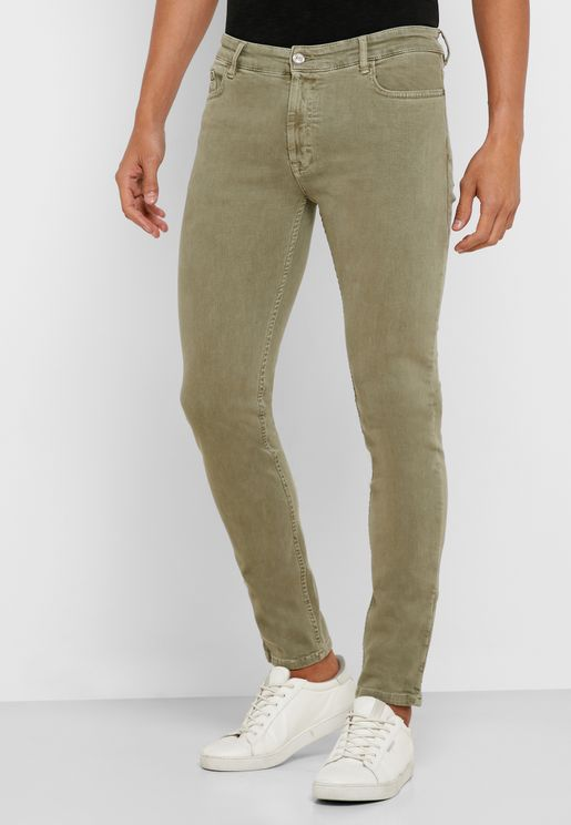 Billy Slim Fit Chinos