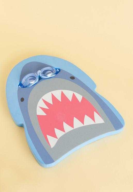 لعبة فم القرش