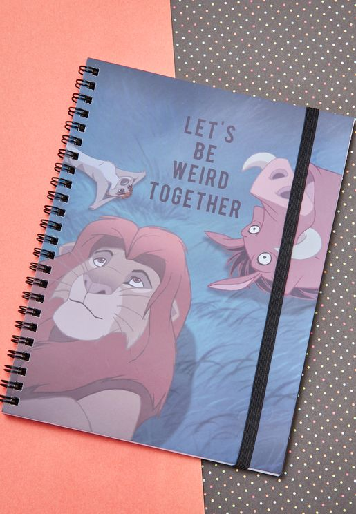 A5 Lion King 'Let's Be Weird Together' Spinout Not