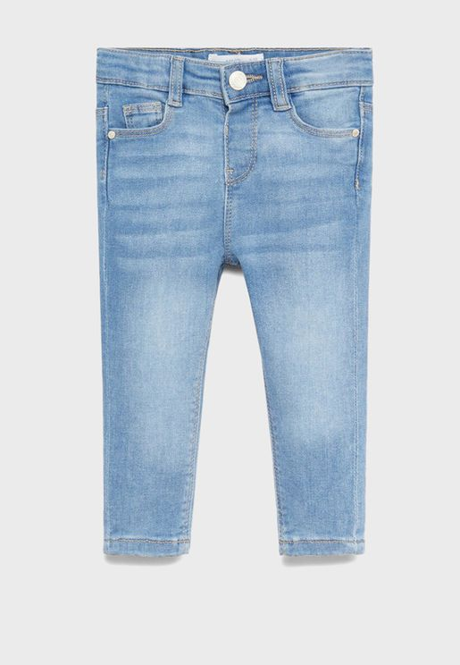 جينز سليم فت