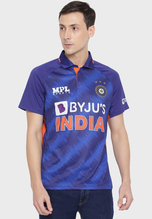 Replica India Official T20 Odi T-Shirt