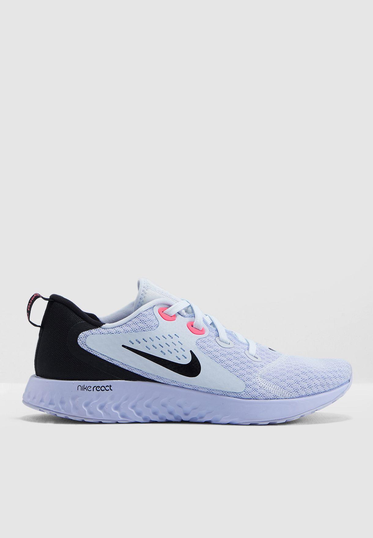 567488cbd7c74 Shop Nike blue Legend React AA1626-008 for Women in UAE - 72704SH29IDP