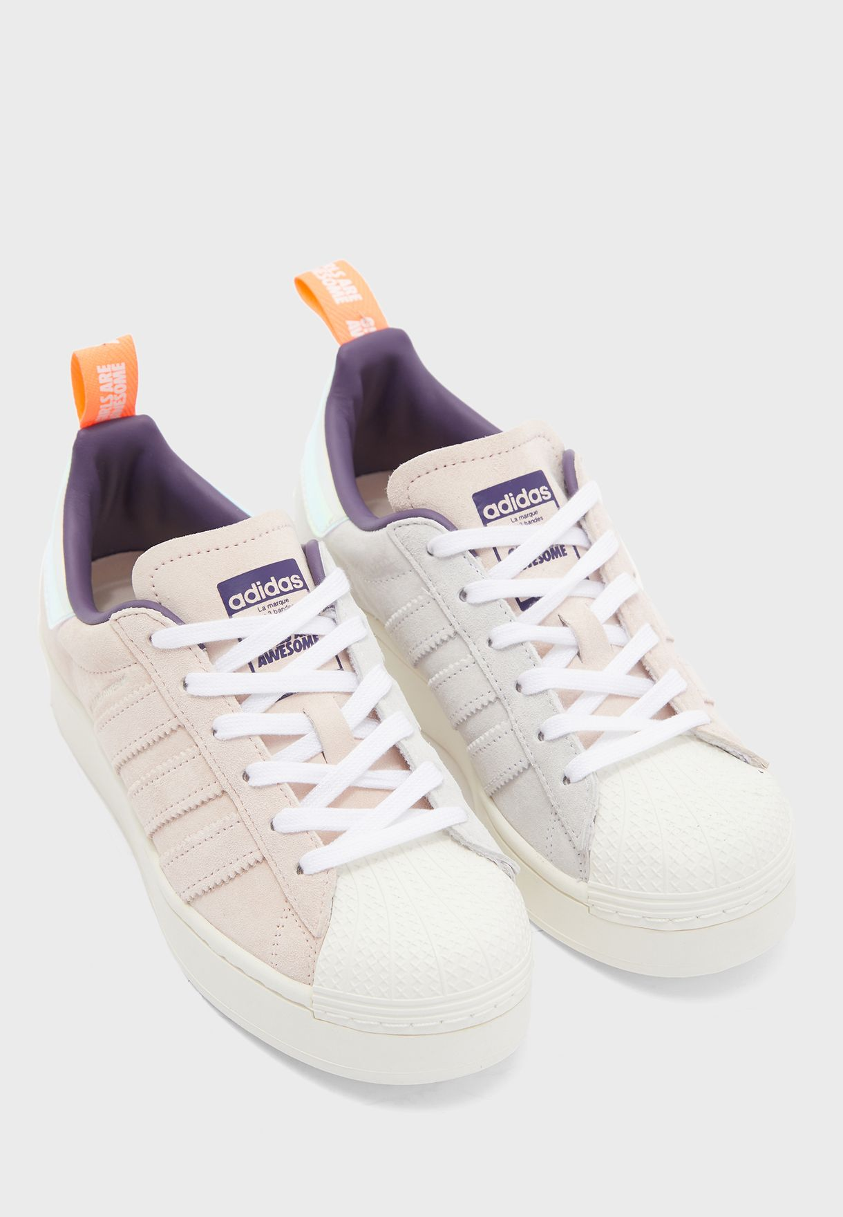 Adidas Originals Superstar Plateau - Brand Shoes