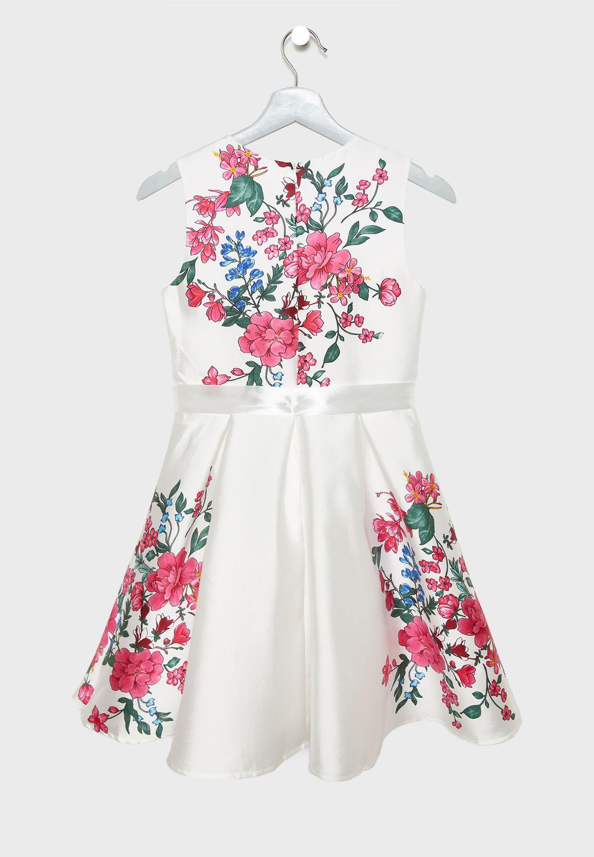 Kids Printed Dana Dress