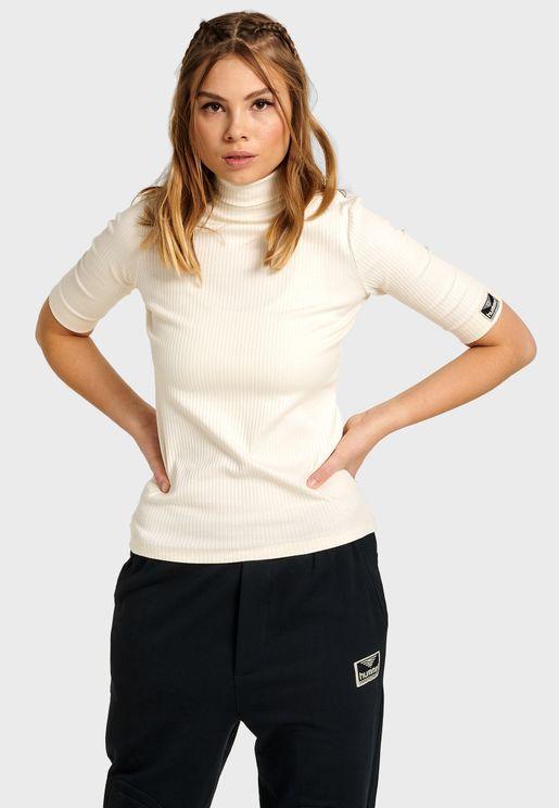 Bell Turtleneck T-Shirt