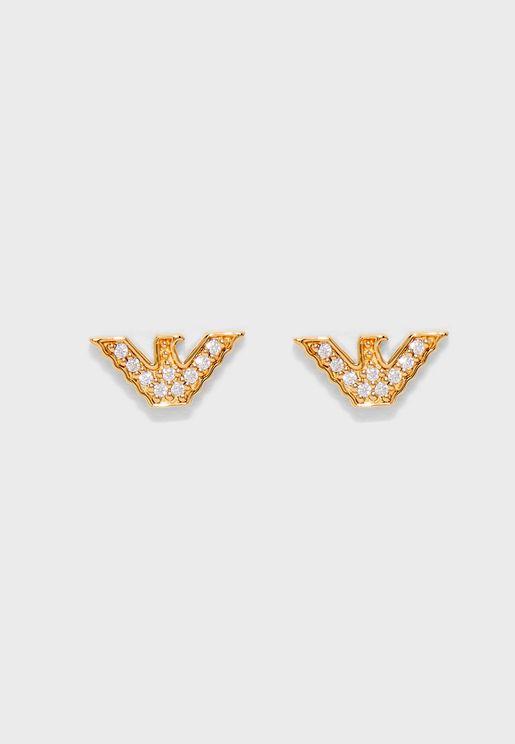 EG3423710 Charmed & Chained Sterling Earrings
