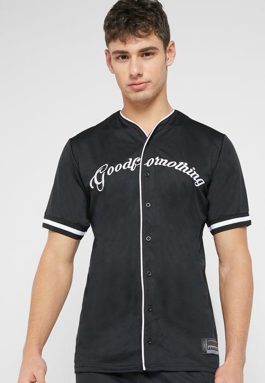 Classic Baseball Shirt