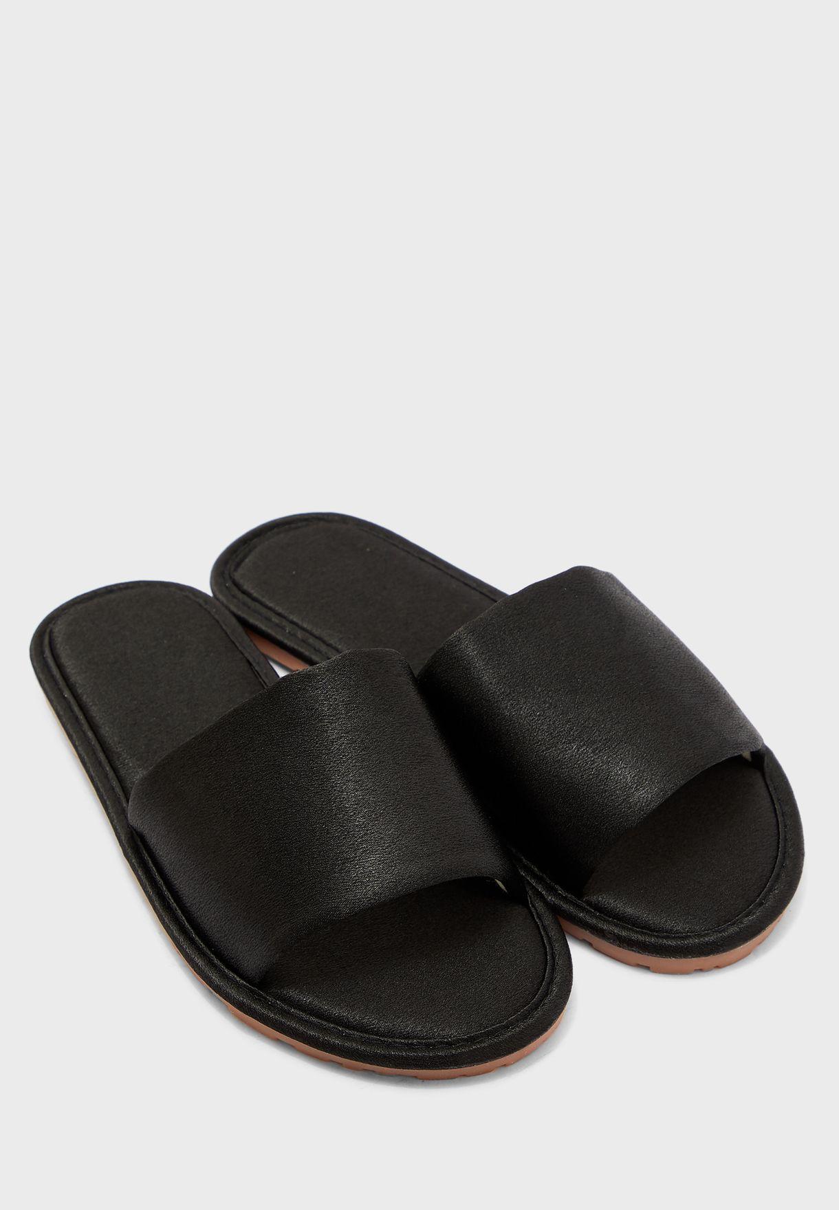 Satin Slippers