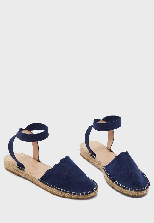 حذاء شمواه بسير كاحل