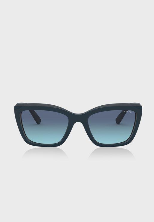0RA5263 Square Sunglasses