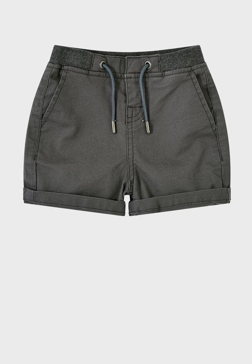 Kids Ianbridge Casual Shorts