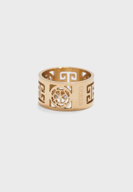 خاتم زهرة الفاونيا الاغريقية