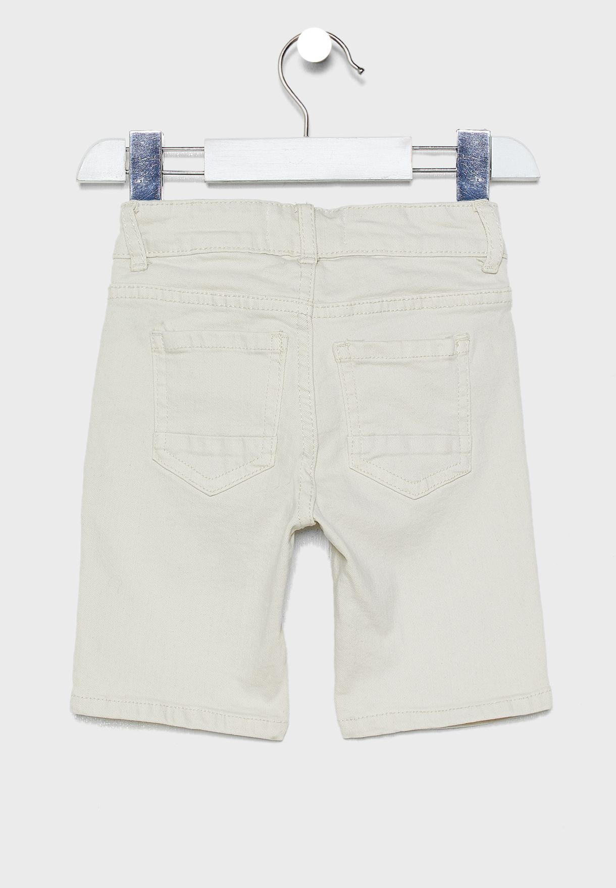 Kids Bermuda Denim Shorts