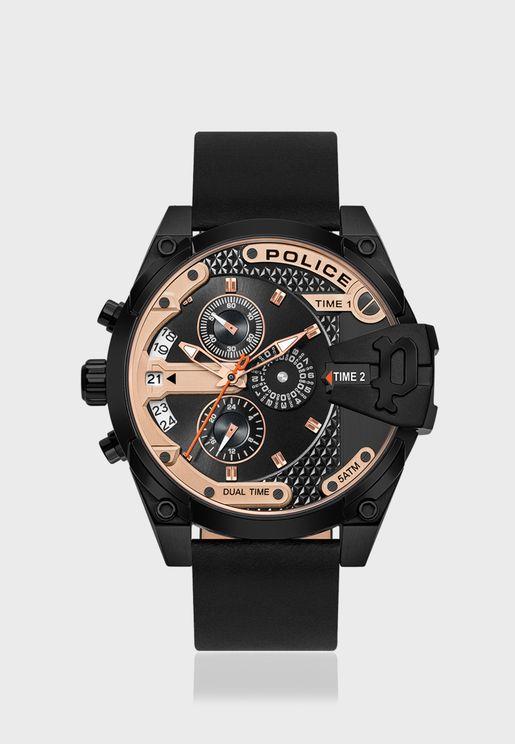 Pl16066Jsb/02A Analog Watch