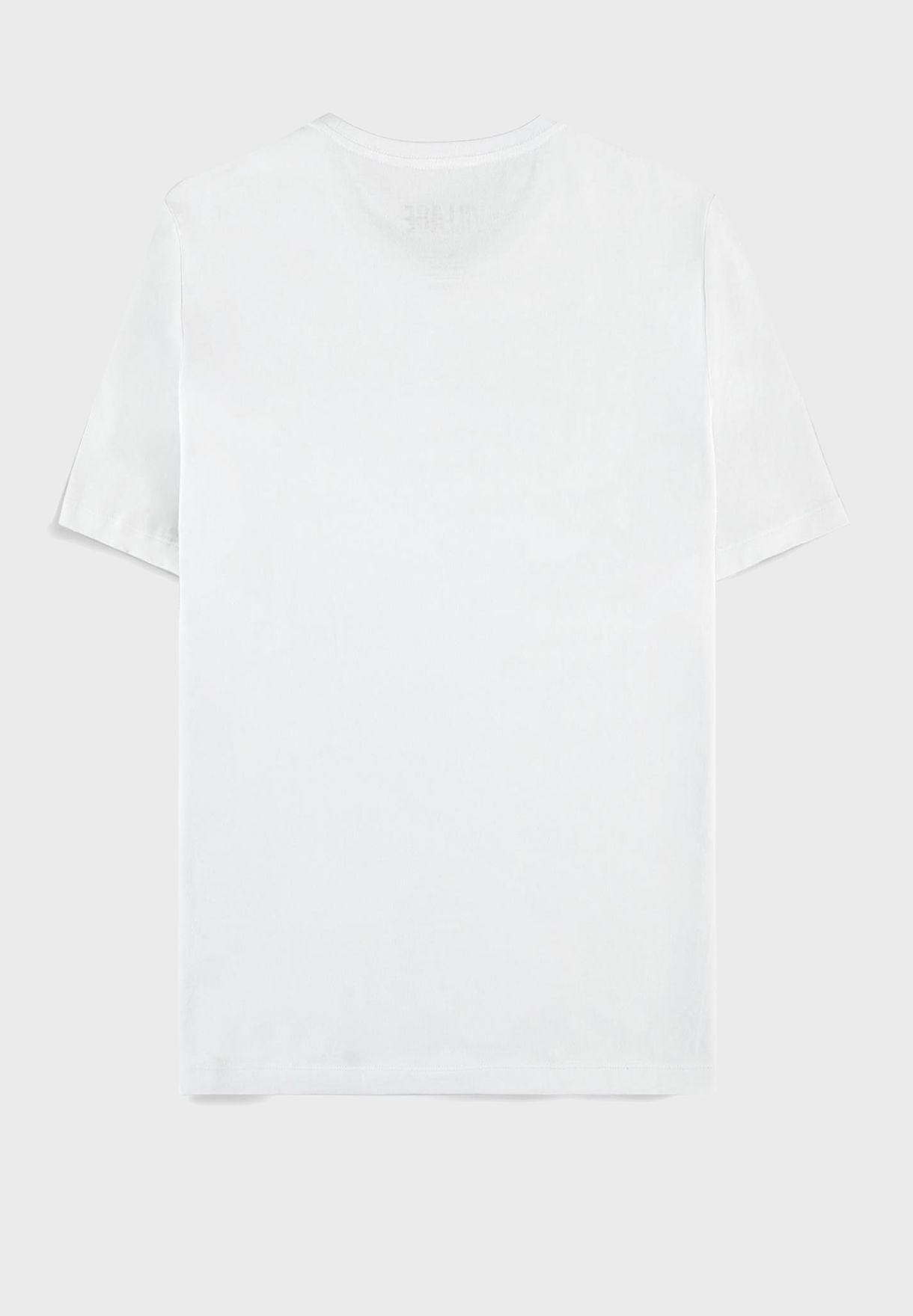 Resident Evil Village Wings Crew Neck T-Shirt