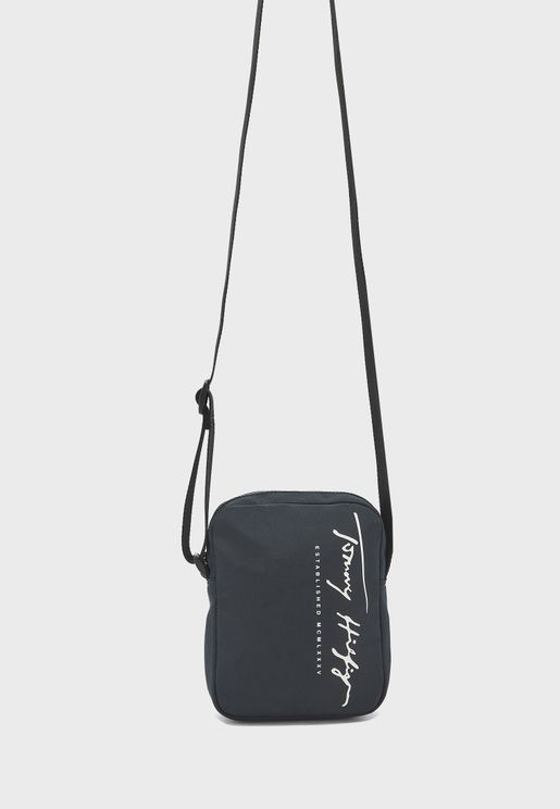 Signature Mini Messenger Bag
