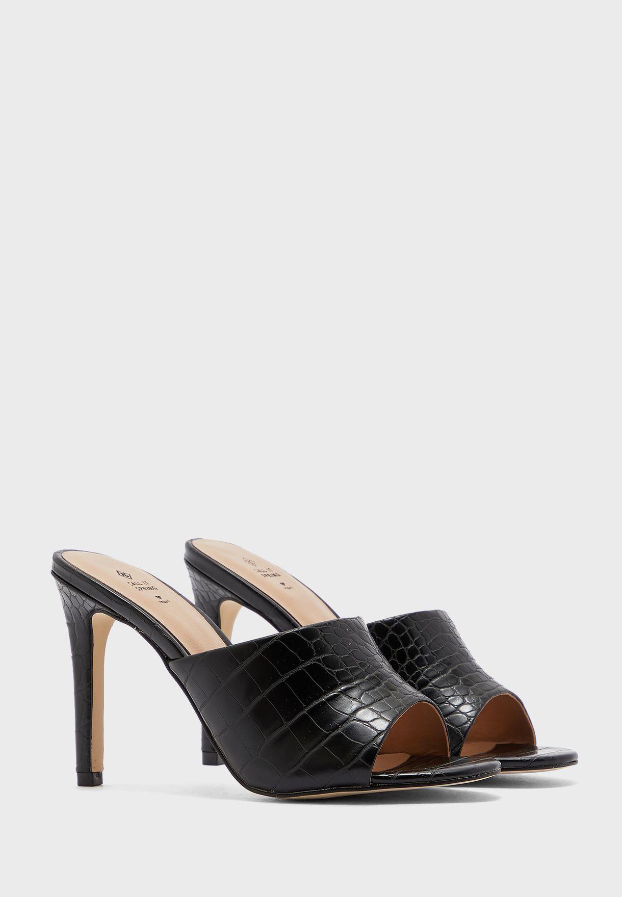 Sunningdale High Heel Sandal
