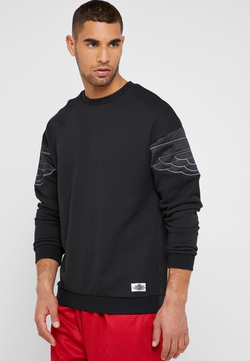 Jordan Wings Classic Sweatshirt