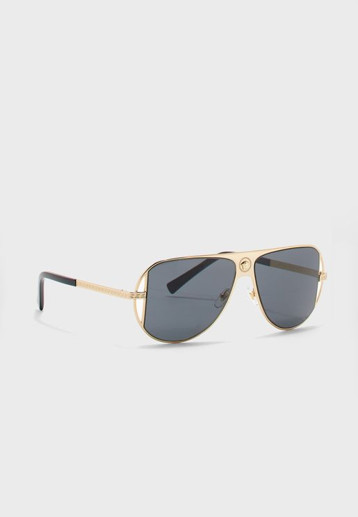0VE2212 Aviator Sunglasses