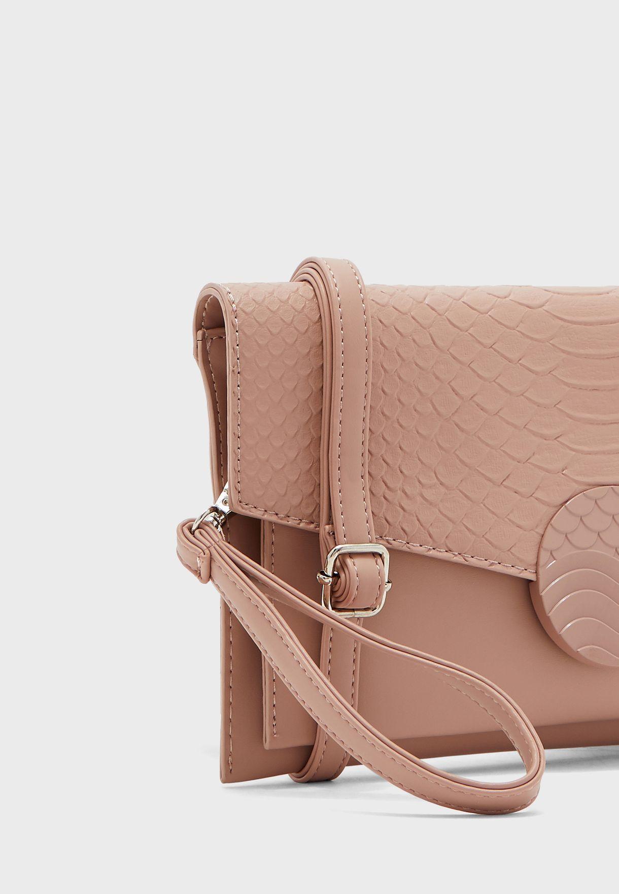 Snake Clutch Bag