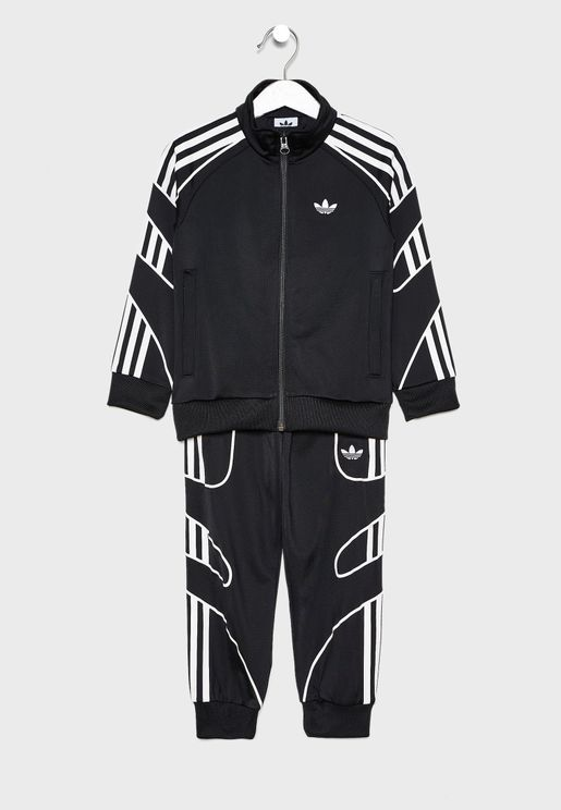 Infant Flamestark Tracksuit