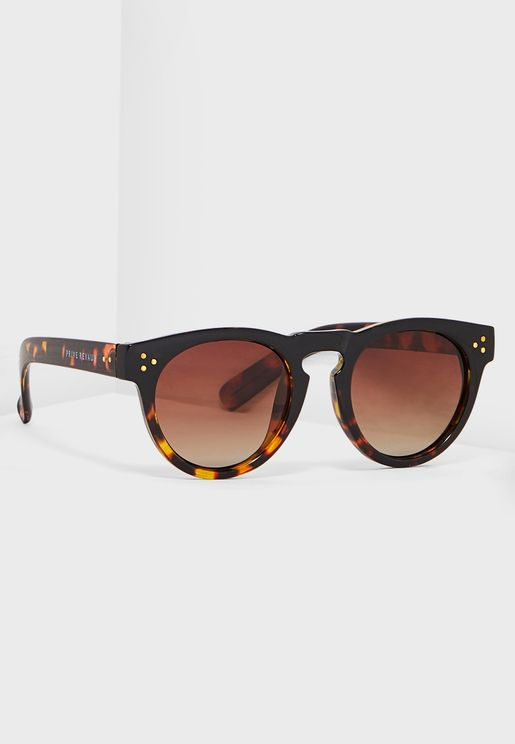 The Warhol Round Sunglasses
