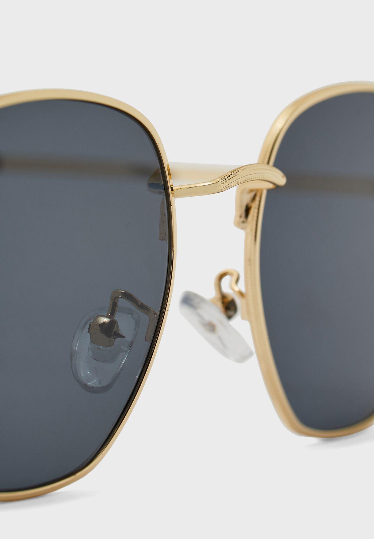 نظارة شمسية افياتور مربعة