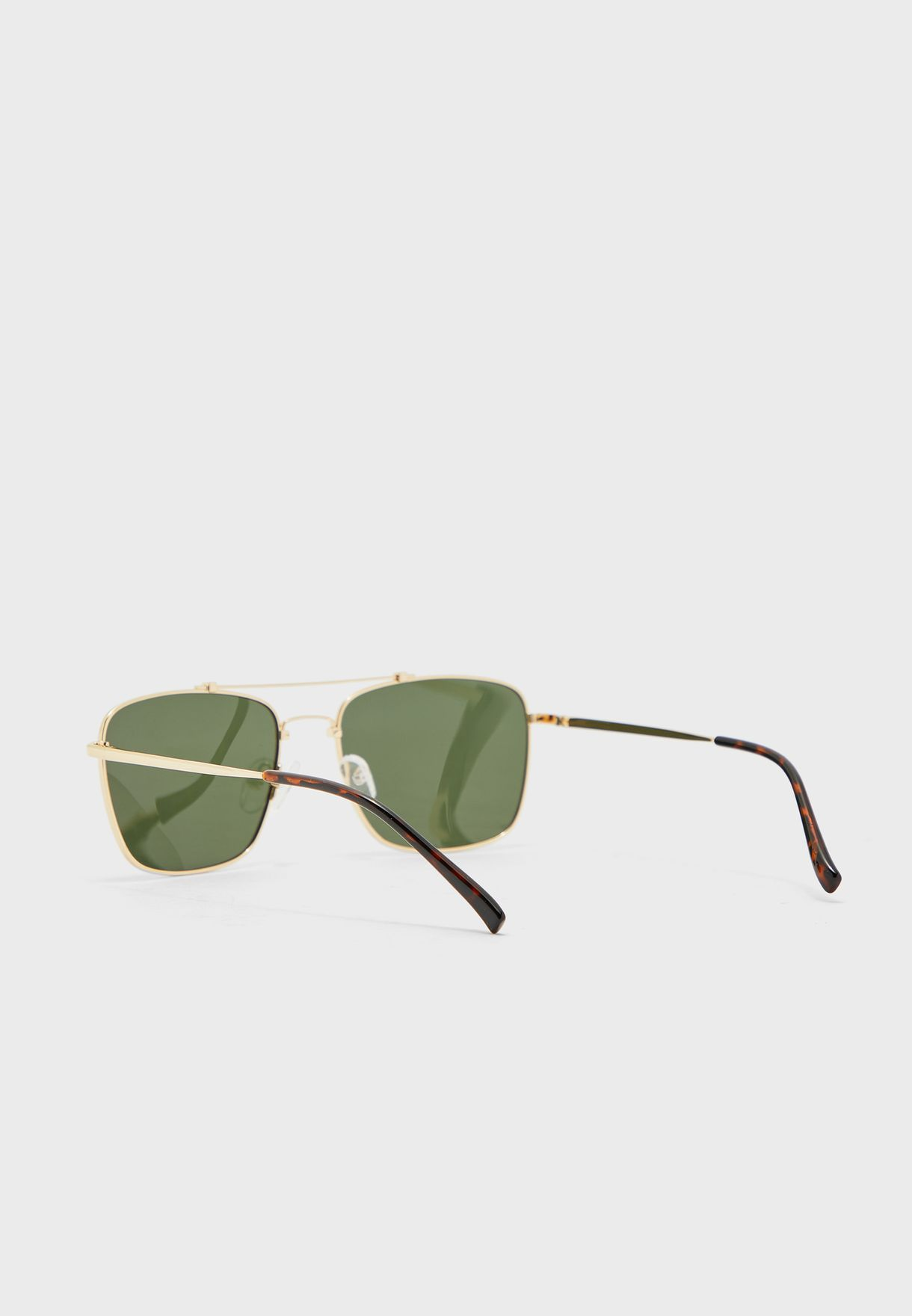 نظارة شمسية افييايتور مربعة