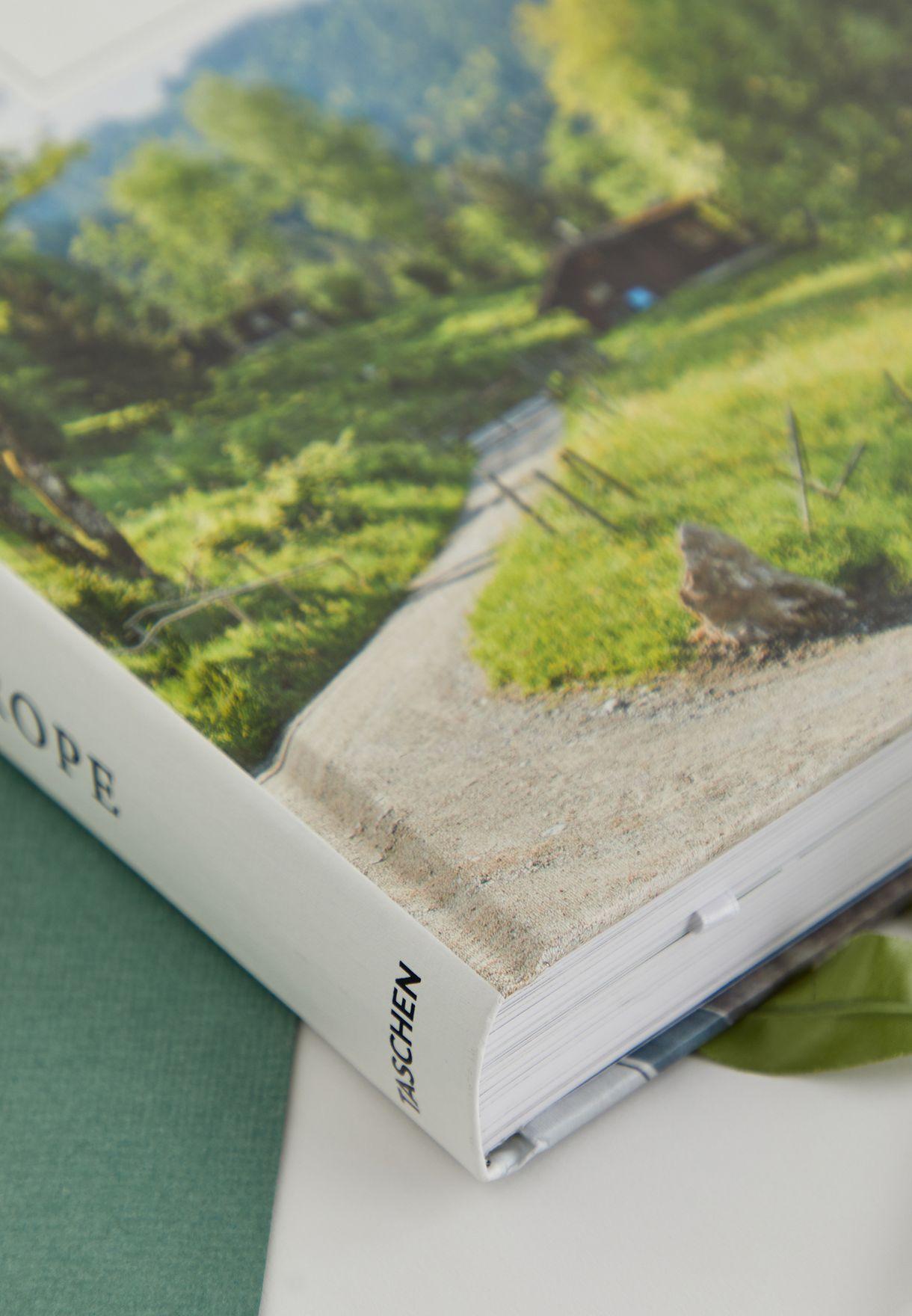 كتاب محدّث عن اجمل الاماكن في اوروبا