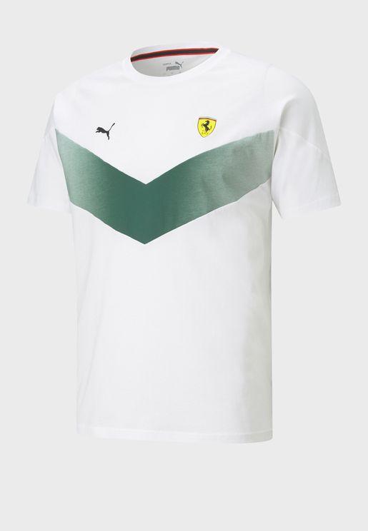 MCS Ferrari Race T-Shirt