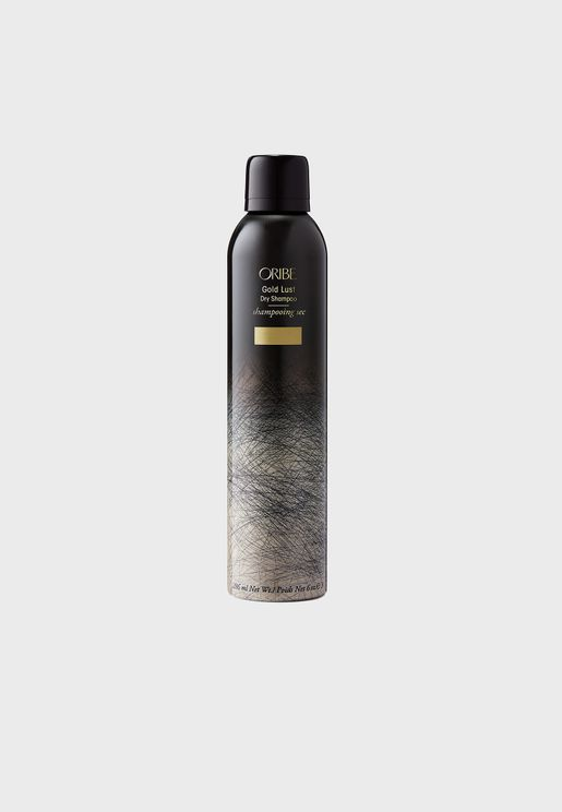 Gold Lust Dry Shampoo 300ml