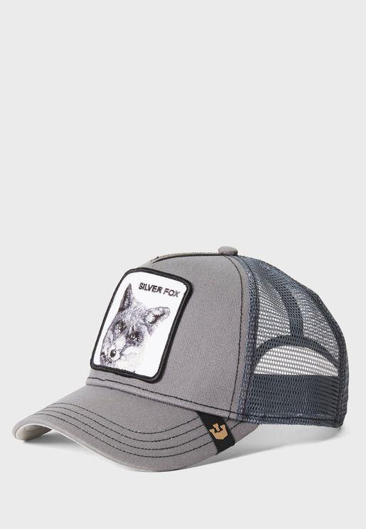 Fox Curved Peak Cap