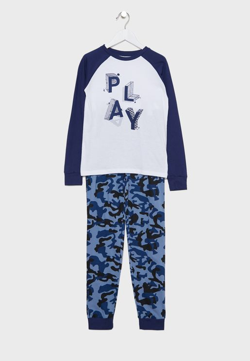 Teen Play Pyjama Set