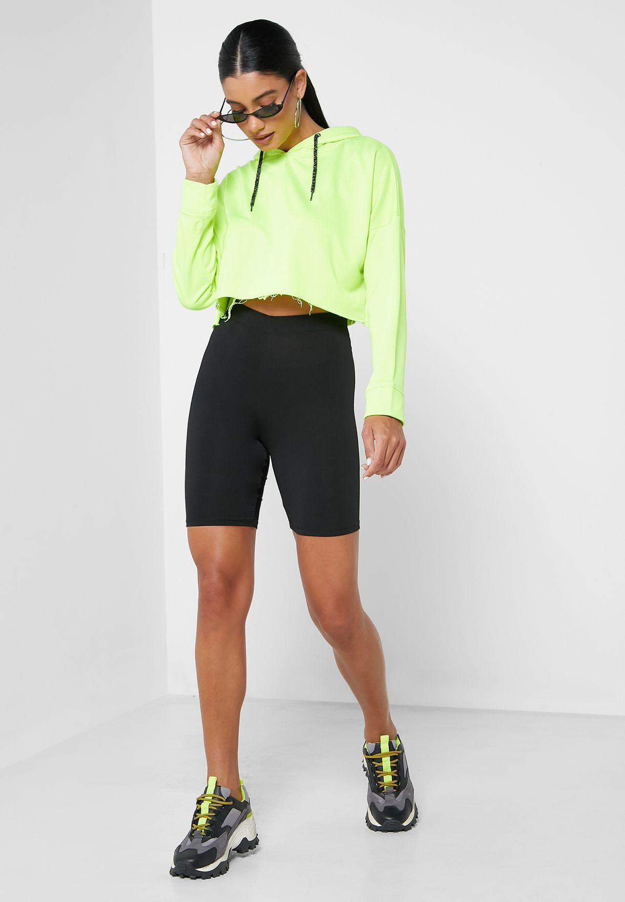 Recycled Cycle Shorts