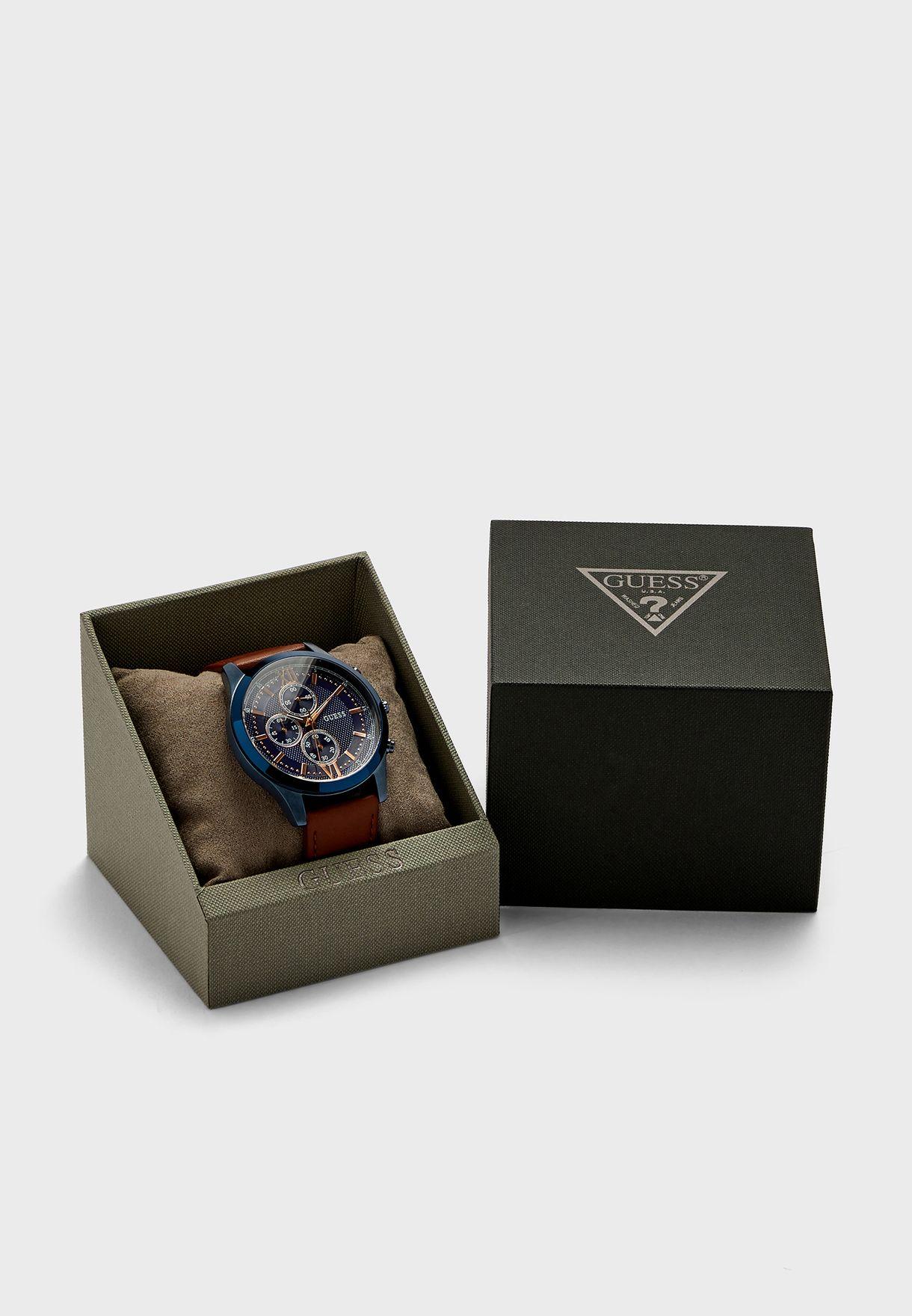 W0876G3 Hudson Watch