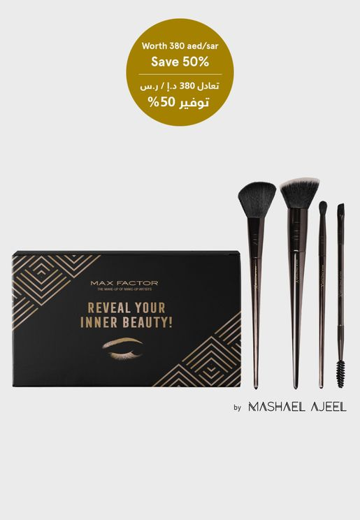 Mashael Pro Brushes Must Have