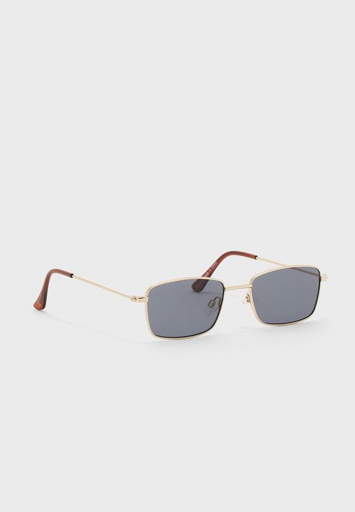 Polarised Square Sunglasses